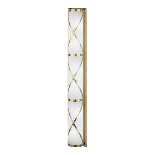 Robert Abbey Chase Triple Shaded Bath Strip Sconce