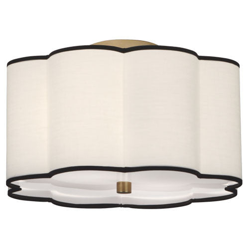 Robert Abbey Axis Semi-Flush Mount