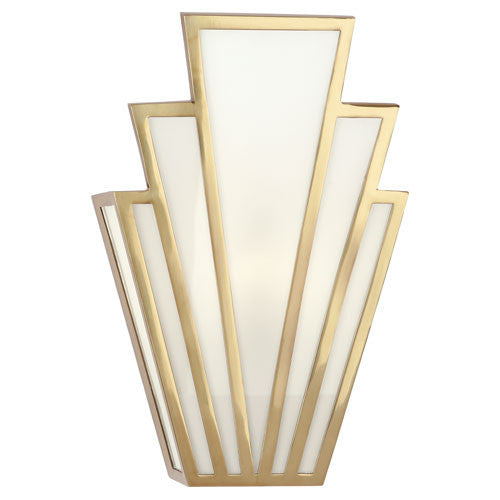 Robert Abbey Empire Wall Sconce - Matthew Izzo Home