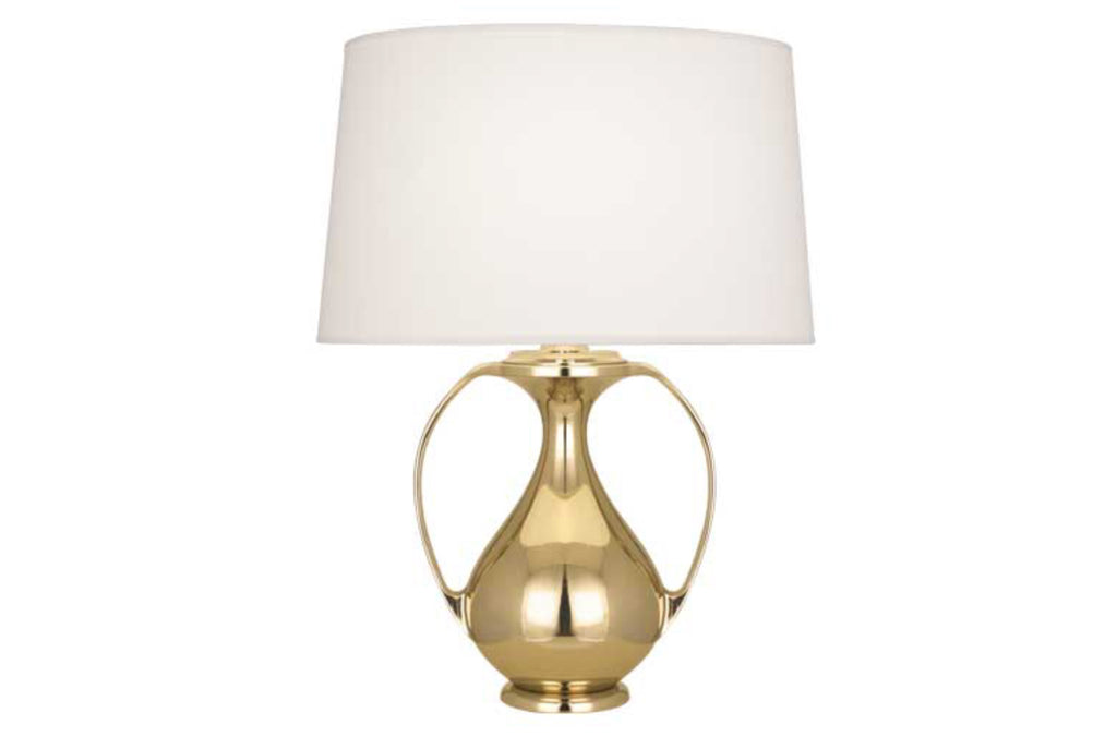 Robert Abbey Belvedere Brass Table Lamp - Matthew Izzo Home