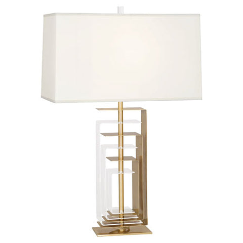 Robert Abbey Braxton Table Lamp - Matthew Izzo Home