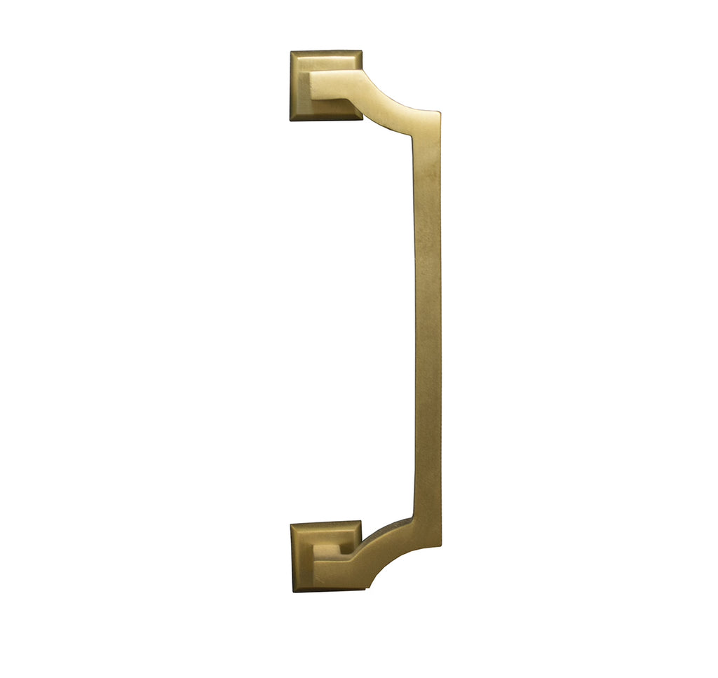 Worlds Away Drayton Brass Cabinet Hardware - Matthew Izzo Home
