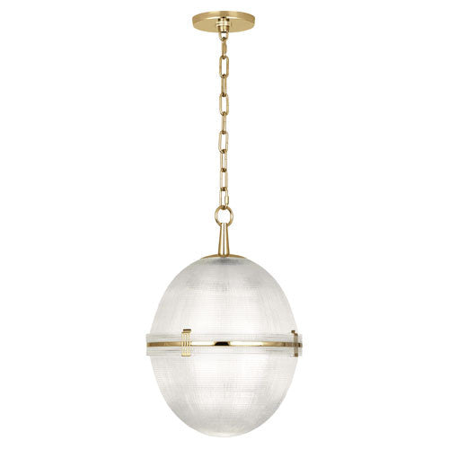 Robert Abbey Brighton Ball Pendant - Matthew Izzo Home