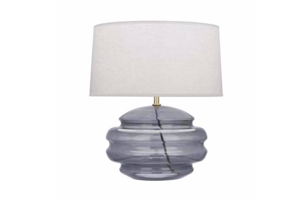Robert Abbey Horizon Glass Accent Lamp - Matthew Izzo Home
