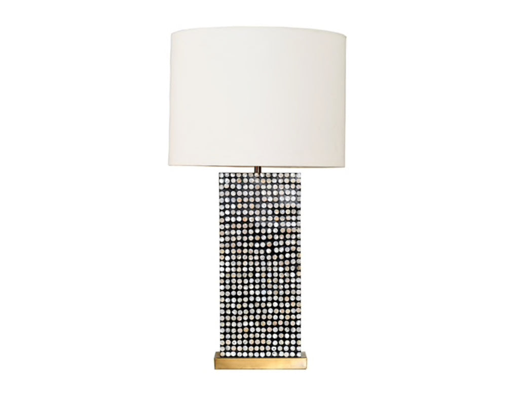 Worlds Away Melvick Table Lamp