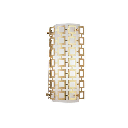 Robert Abbey Jonathan Adler Parker Half Round Wall Sconce - Matthew Izzo Home
