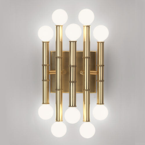Robert Abbey Jonathan Adler Meurice Wall Sconce - Matthew Izzo Home