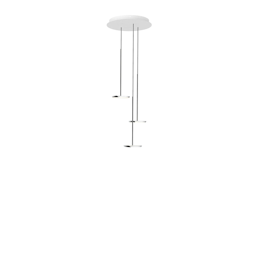 Pablo Designs Sky 3 Chandelier
