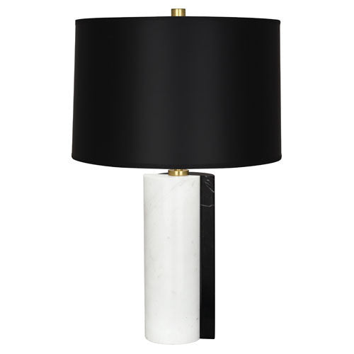 Robert Abbey Jonathan Adler Canaan Marble Base Table Lamp - Matthew Izzo Home