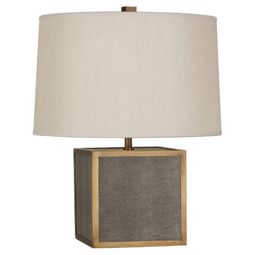 Robert Abbey Anna Cube Table Lamp