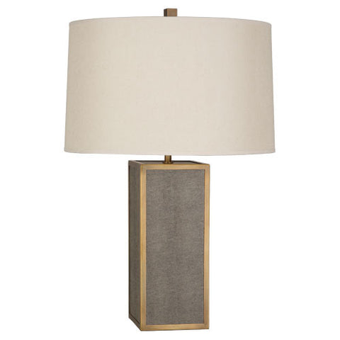 Robert Abbey Anna Rectangular Table Lamp
