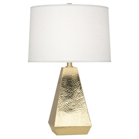 Robert Abbey Dal Table Lamp, Trapozoid - Matthew Izzo Home