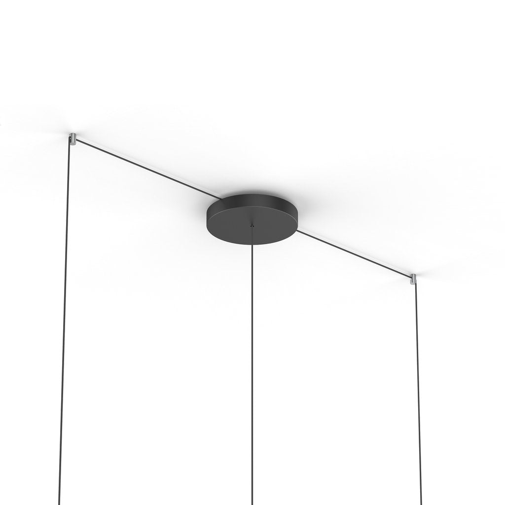 Pablo Design Bola Disc Multi-light Canopy Hardware - Matthew Izzo Home