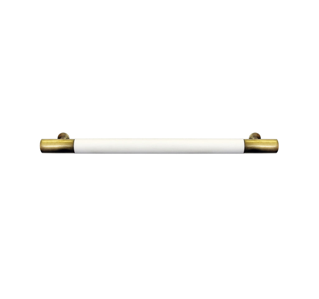 Worlds Away Madden Brass Extra Long Cabinet Pulls - Matthew Izzo Home