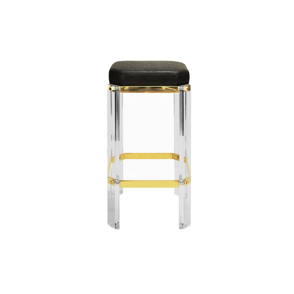 Worlds Away Dorsey Counter Stool