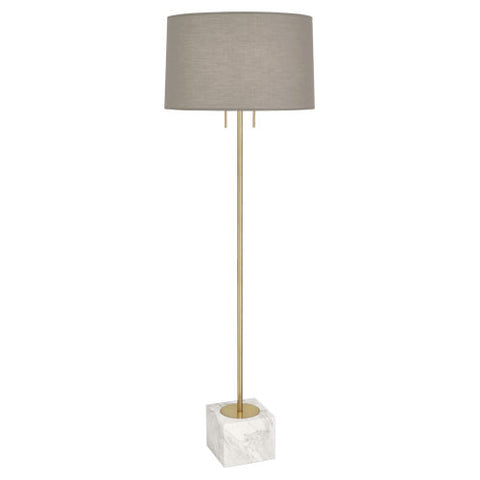 Jonathan Adler Canaan Gray Shade Floor Lamp - Matthew Izzo Home