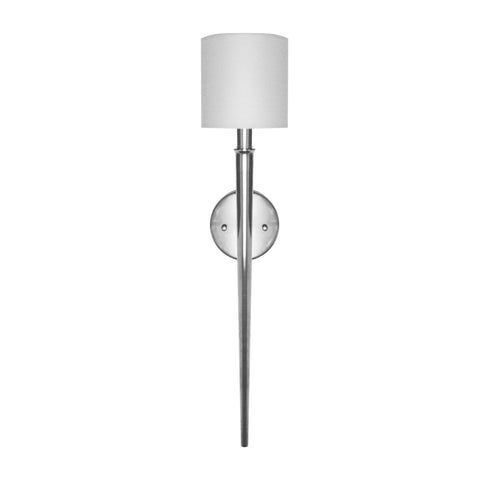 Worlds Away Evie Torch Sconce