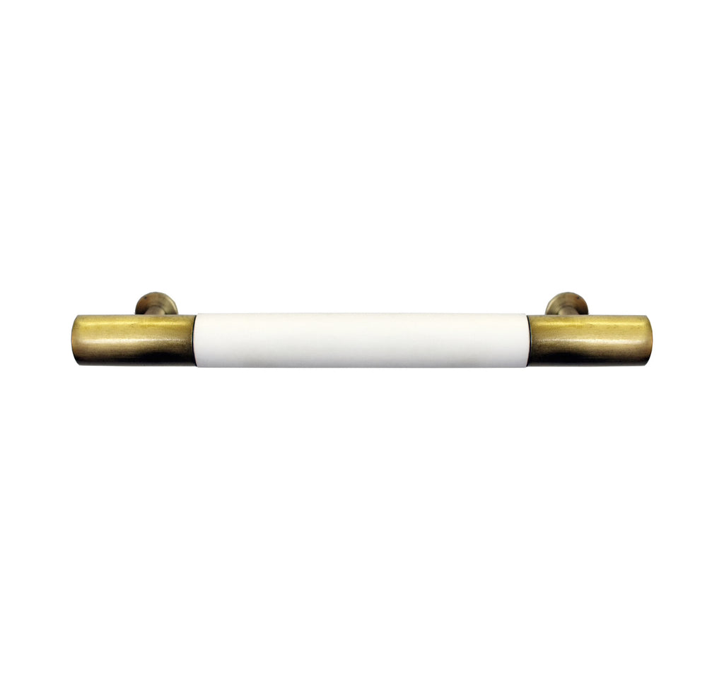 Worlds Away Liam Brass Cabinet Pulls - Matthew Izzo Home