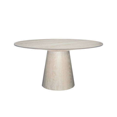 Worlds Away Hamilton Oak Dining Table - Matthew Izzo Home