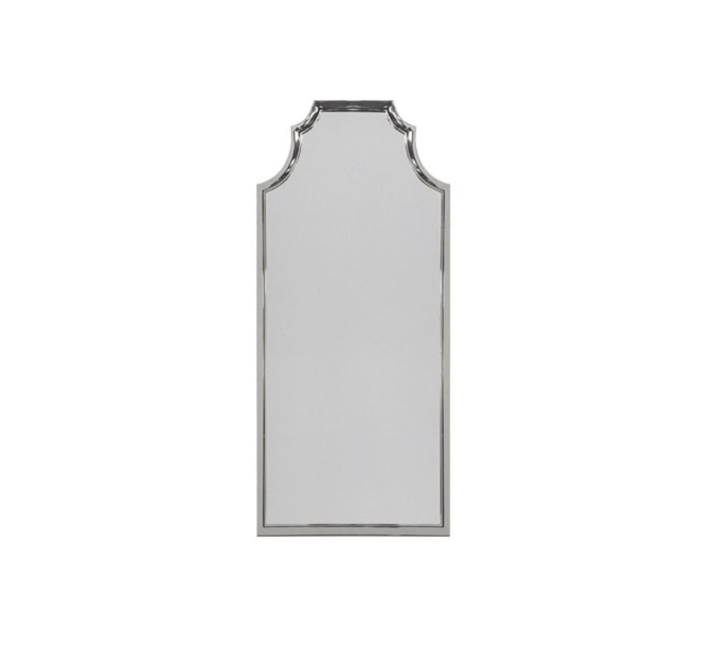 Worlds Away Finley Elegant Floor Mirror - Matthew Izzo Home