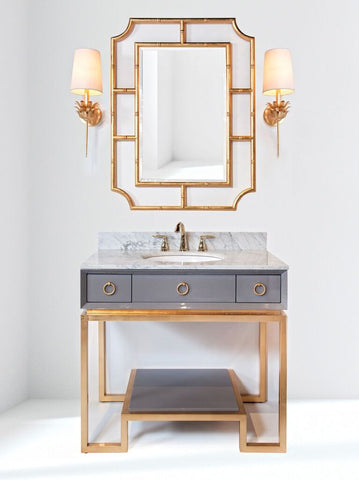 Worlds Away Owen Bath Vanity - Matthew Izzo Home