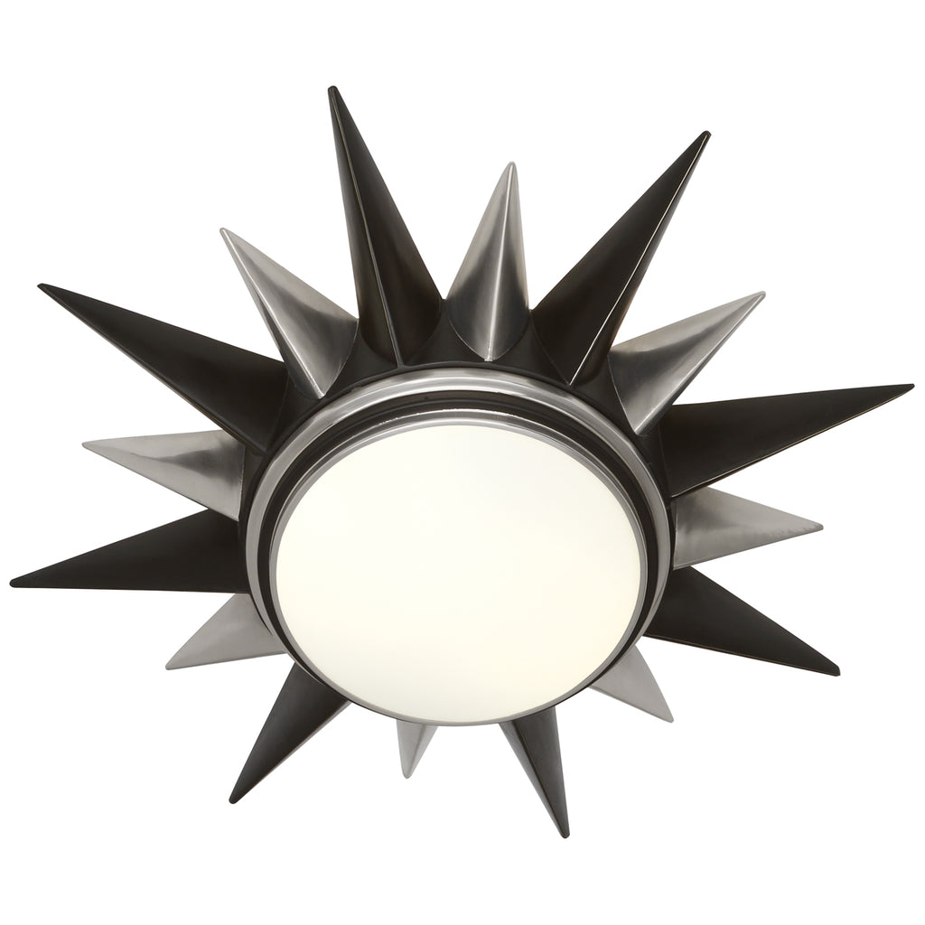 Robert Abbey Cosmos Flush-Mount Light - Matthew Izzo Home