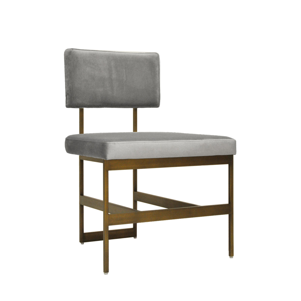Worlds Away Shaw Dining Chair - Matthew Izzo Home