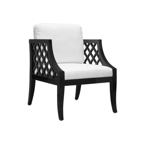 Worlds Away Sutton Side Chair - Matthew Izzo Home