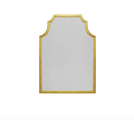Worlds Away Lenwood Wall Mirror - Matthew Izzo Home
