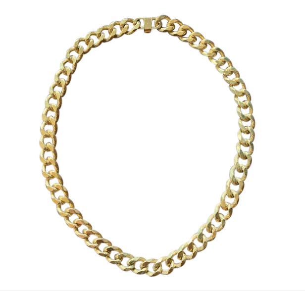 Vintage 1980s 14 Kgs Necklace - Matthew Izzo Home