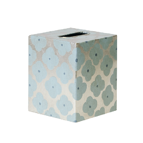 Worlds Away Kleenex Box - Matthew Izzo Home