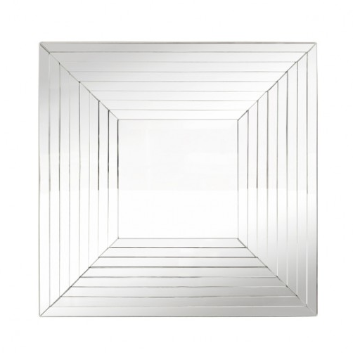 Worlds Away Dorian Faceted Mirror - Matthew Izzo Home