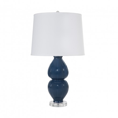 Worlds Away Julia Table Lamp - Matthew Izzo Home
