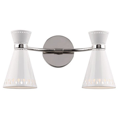 Robert Abbey Jonathan Adler Havana Wall Sconce - Matthew Izzo Home