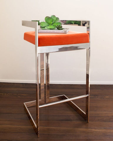 Worlds Away Hearst Bar Stool - Matthew Izzo Home