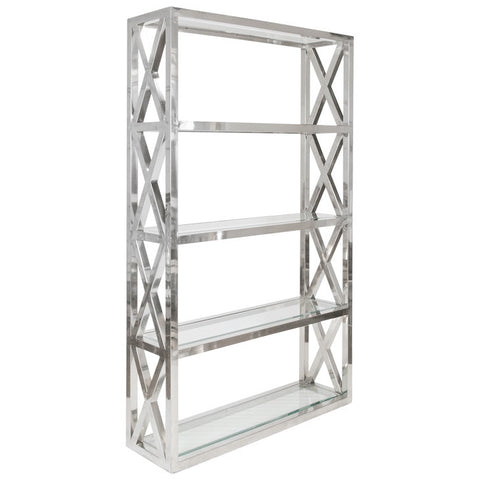 Worlds Away Clifton Etagere - Matthew Izzo Home