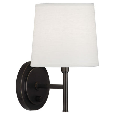 Robert Abbey Bandit Wall Sconce - Matthew Izzo Home