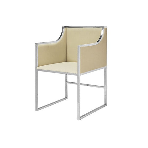 Worlds Away Anabelle Upholstered Dining Chairs - Matthew Izzo Home