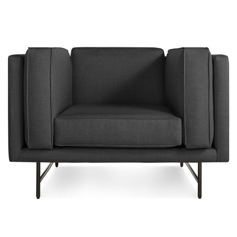 Blu Dot Bank Modern Upholstered Club Chair - Matthew Izzo Home