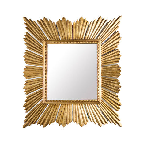 Worlds Away Raymond Extra Large Mirror - Matthew Izzo Home