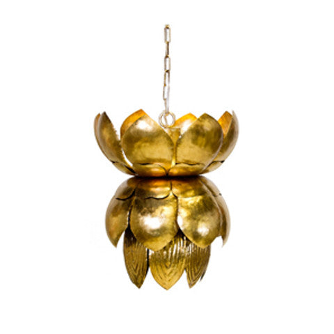 Worlds Away Blossom  Pendant - Matthew Izzo Home