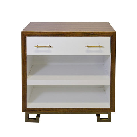 Worlds Away Roth Nightstand - Matthew Izzo Home