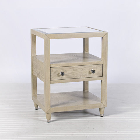 Worlds Away Windsor Nightstand - Matthew Izzo Home