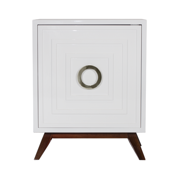 Worlds Away Cooper Nightstand - Matthew Izzo Home