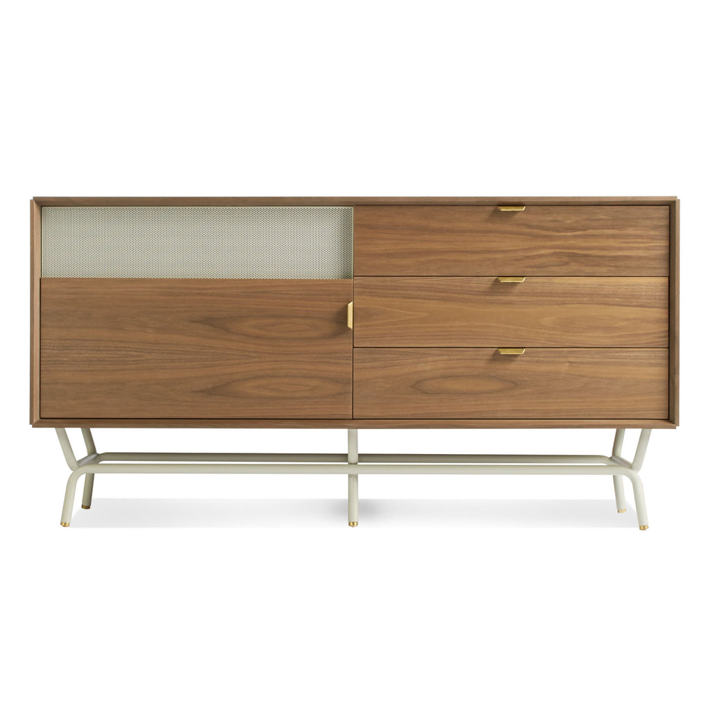 Blu Dot Dang 1 Door / 3 Drawer Console - Matthew Izzo Home
