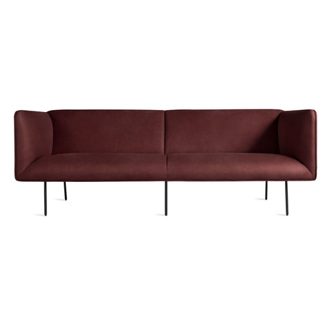 "Blu Dot Leather Dandy 96"" Sofa - Matthew Izzo Home"