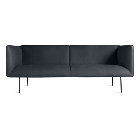 "Blu Dot Leather Dandy 86"" Sofa - Matthew Izzo Home"
