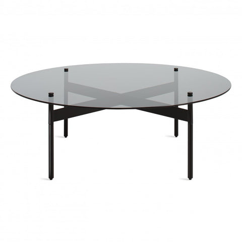 Blu Dot Flume Round Coffee Table