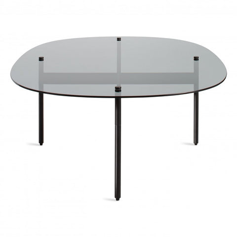 Blu Dot Flume Swoval Coffee Table - Matthew Izzo Home