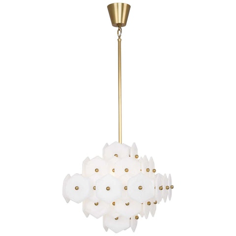 Robert Abbey Jonathan Adler Vienna Small Chandelier - Matthew Izzo Home
